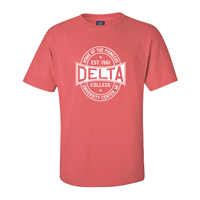 "Delta ""Home of the Pioneers"" Tee"