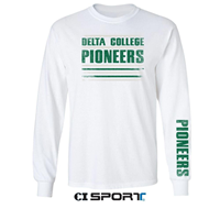 Delta College Long Sleeve Tee
