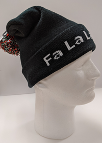 Holiday Pom Beanies (Assorted Styles)